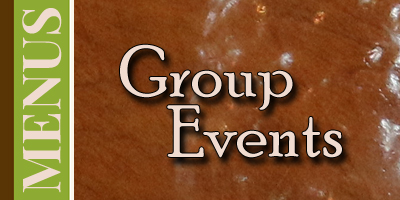 Click here to view our Group Event Menu