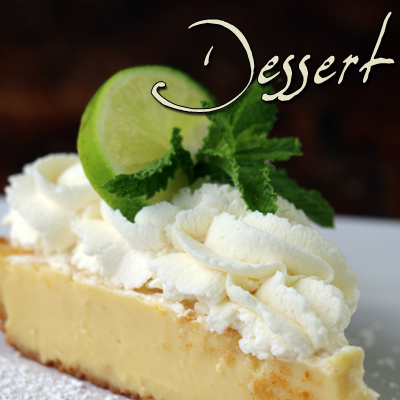 Click here to view our Dessert Menu